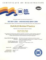DeKALB ISO Certification